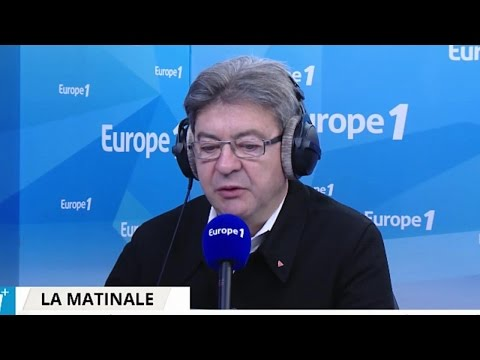 Assemblée nationale, Code du travail: Jean-Luc Mélenchon répond aux questions de Fabien Namias