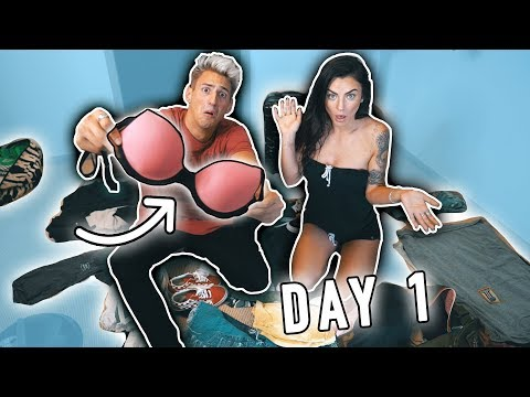 Thumbnail: OUR FIRST DAY AS ROOMMATES! Harder than I thought...