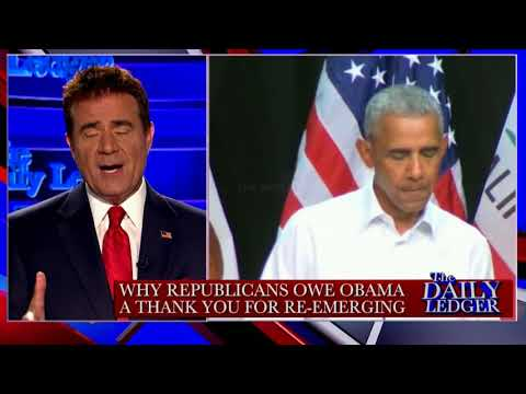 Stop the Tape! Obama Reemergence To Save Legacy, Boost Ego
