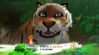 Promo Pada Zaman Dahulu Musim 3 - Pekasam Mata Harimau [8 Jun, 4.15pm, TV AlHijrah]
