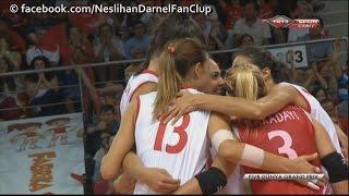 TURKEY 3-0 Japan (FIVB World Grand Prix 2014)