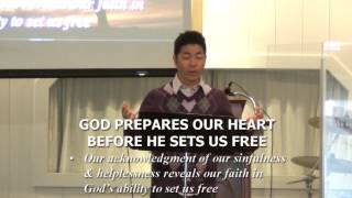 """Preparing for Freedom"", a sermon by Rev. Joshua Lee on Exodus 12:1-28"