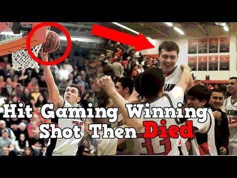 He Hit The Game Winning Shot Then Died Right After