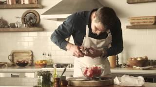 Top Chef Angelo's Watermelon Camembert Salad - Make It Magnifique