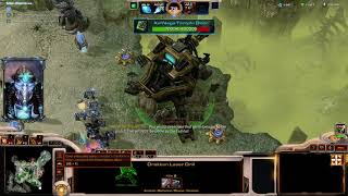 [스타크래프트2][커스텀 캠페인] 프로토스의 날개 11. 정문 돌파