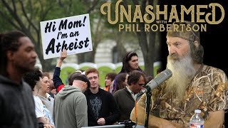 Phil Robertson vs. the Damming Evidence and a Culture That Forgot Jesus | Ep 106