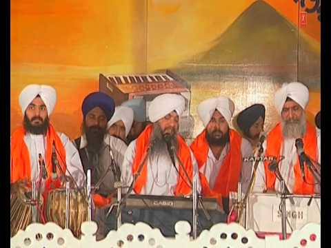Bhai Gurcharan Singh Rasia - Mann Kyun Bairag Karaga - Guru Ram Das Teri Saran