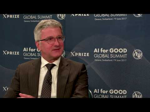 AI FOR GOOD INTERVIEWS: RUPERT STADLER, CEO and Chairman of the Board of Management, AUDI AG