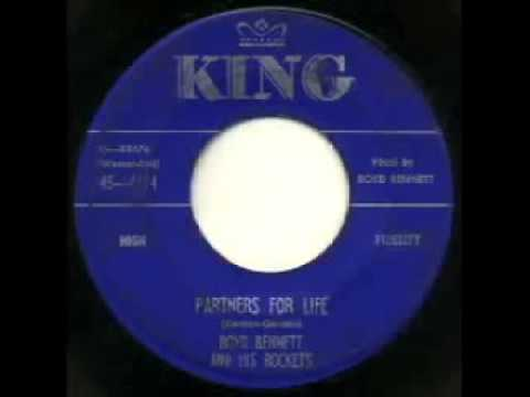 """Boyd Bennett And His Rockets - """"Partners For Life"""""""