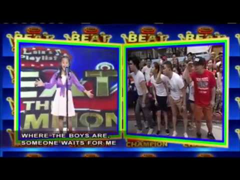 Lola's Playlist: Beat The Champion 2nd Weekly Finals | September 16, 2016 (Friday)