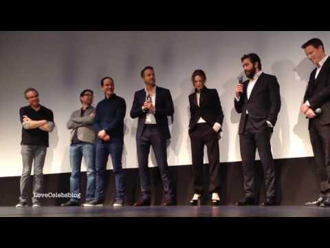 Ryan Reynolds, Jake Gyllenhaal, Rebecca Ferguson Life Q&A at SXSW Part 1