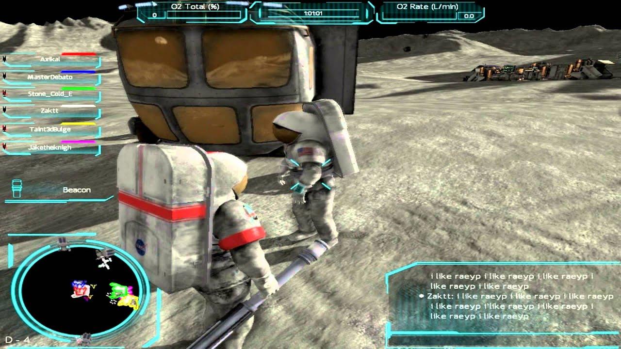Moonbase alpha no sound