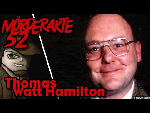 Mörderakte: #52 Thomas Watt Hamilton / Mystery Detektiv