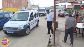 Gökyüzünden gelen yabancı cisim panik yarattı-Ahmet Bayrak