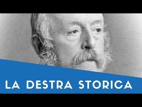 STORIA D'ITALIA DOPO L'UNITÀ - La Destra storica