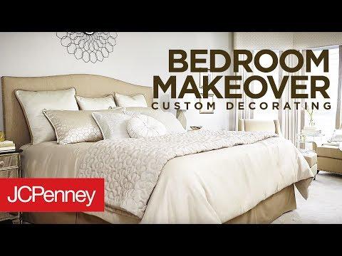Decorating Tips Bedroom Makeover Jcpenney Custom