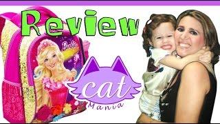 Mochila da boneca Barbie - Portal Secreto - Catmania é confiável ?