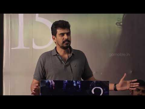 #S.R. Prabhu Speech @Aruvi Latest Tamil...