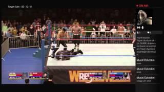 WWE 2K16-kapışma