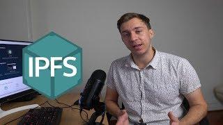 Blockchain Developer Explains IPFS - Interplanetary File System
