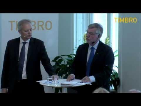 Boklansering: Kalla kriget 2.1 Underskattar vi hotet från Ryssland?