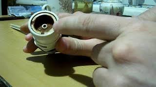 Ремонт запірного клапана бачка унітазу