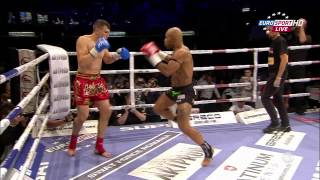 SUPERKOMBAT World Grand Prix: Jamies Bates Yoann Kongolo