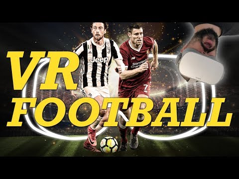 VR Football (Soccer)! A review of NextVR's VR broadcasting p