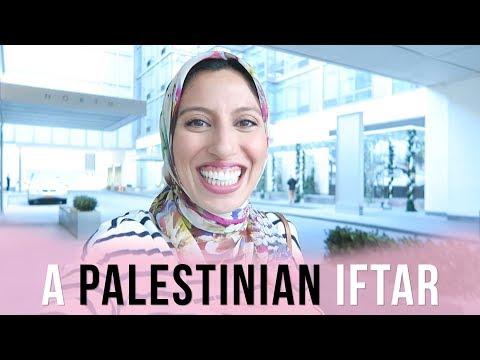 A Palestinian Iftar – RAMADAN VLOG DAY 20