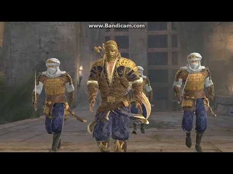 PRINCE OF PERSIA -THE FORGOTTEN SANDS  GAMEPLAY   part -2