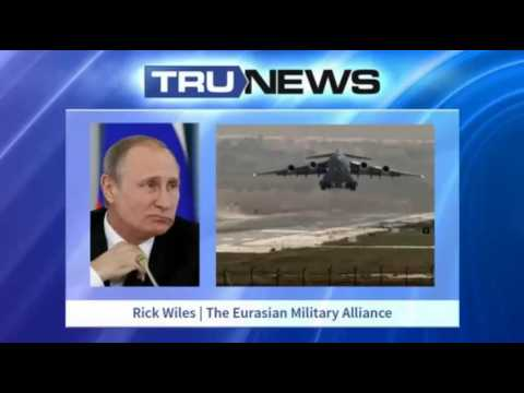TRUNEWS 08/19/16 Rick Wiles | The Eurasian Military Alliance | Russia | Trukey