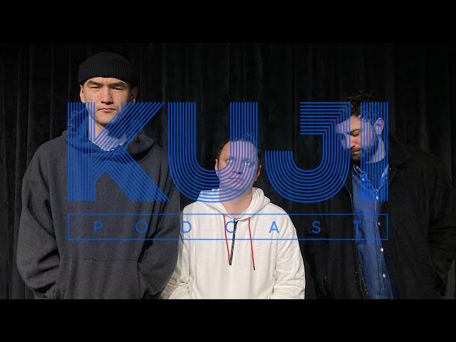 KUJI LIVE: удаление инстаграма, детские травмы и пропаганда (Каргинов, Коняев, Сабуров)