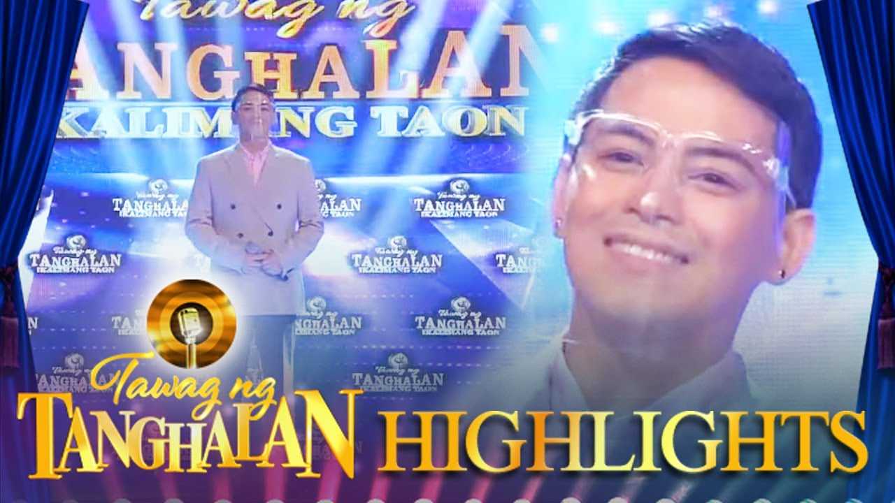 Aeron Santos gets the ultimate spotlight!   Tawag Ng Tanghalan
