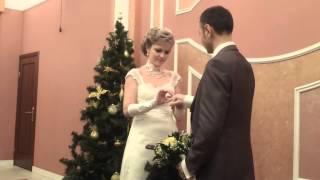 Свадьба отличной пары в Москве