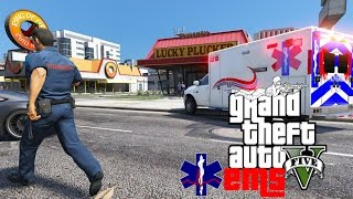 GTAVMods|EmergencyServices#1🚑Ambulance Requested!