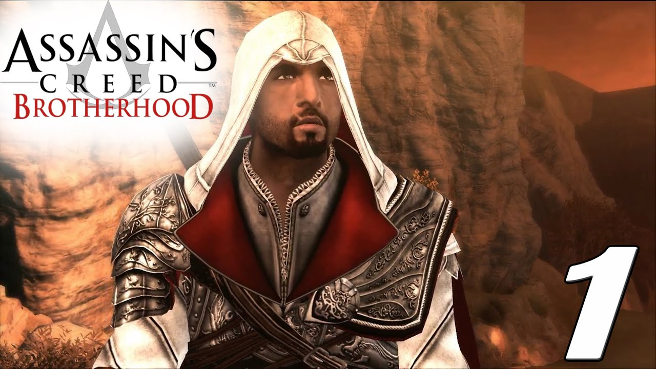 Assassin S Creed Brotherhood Ps4 Gameplay Walkthrough Ep 1 A 2016