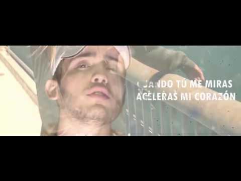 EL CHINO - TE ENCONTRÉ  Ft VALLE URBANO (Video Lyrics)