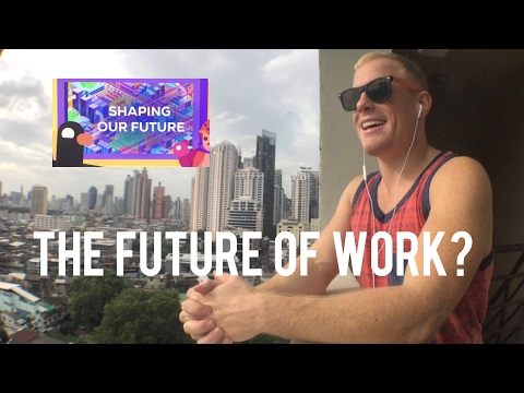 A.i. Took Our Jobs! 🤖The Future is Coming, An Important Conversation. (Digital Nomad Podcast 2017)
