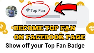 Gambar cover How to Be Top Fan in Facebook
