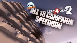 L4D2 - All 13 Campaign Speedrun - TRAILER