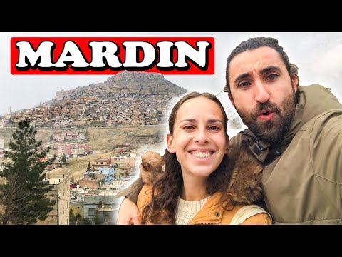 Foreigners in Mardin (not what we expected)