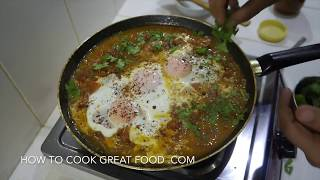 Fish Shakshuka Recipe - Shakshouka شكشوكة