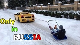 Funny moments from Russia. It`s Crazy = )