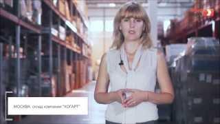 WMS система. Процессы приемки и размещения товара. WMS система на складе компании «Хогарт».