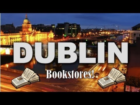 Dublin Week 1--Bookstores!
