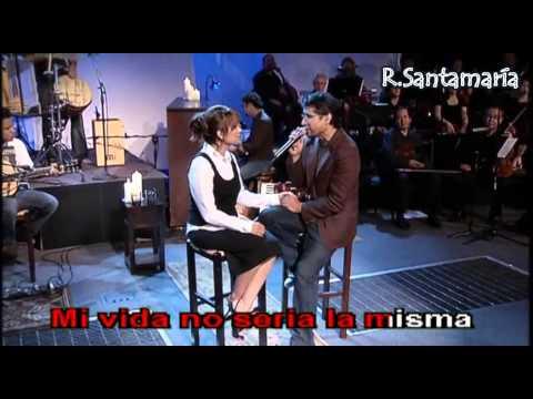 Mi vida sin ti Karaoke Jesus Adrian Romero