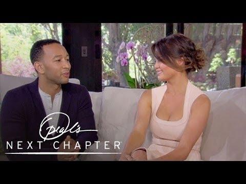 John Legend and Chrissy Teigen on Infidelity Rumors | Oprah's Next Chapter | Oprah Winfrey Network