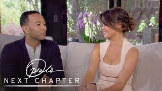 John Legend and Chrissy Teigen on Infidelity Rumors | Oprah's Next Chapter | Oprah Winfrey Network