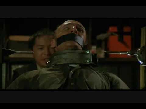 Ken Leung's s in Saw Part 2