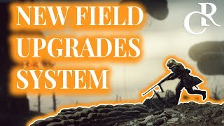 New progression, FIELD UPGRADES system idea - Battlefield 1